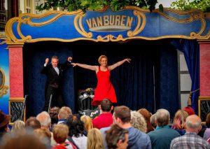 Van Buren Magic & Circus Skills