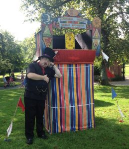 Traditional Punch & Judy Show